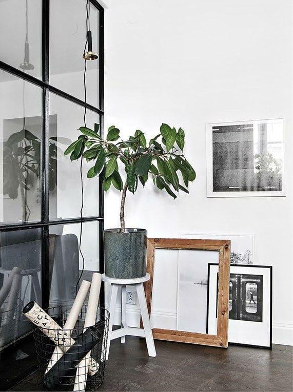 Décoration cosy et optimisation de l\'espace pour ce petit studio