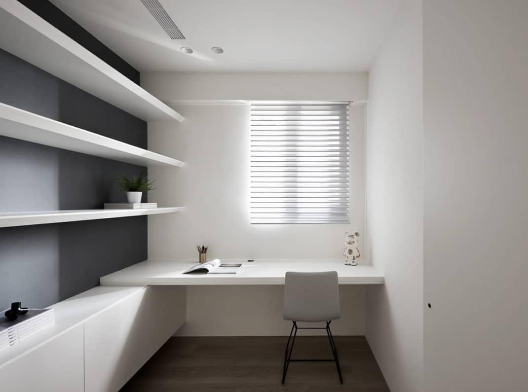 Minimalist Home Decor Blog: Décoration Minimaliste Et Pureté Du Blanc