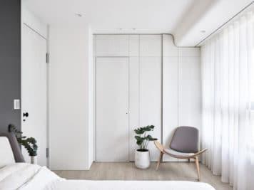 Décoration minimaliste et pureté du blanc