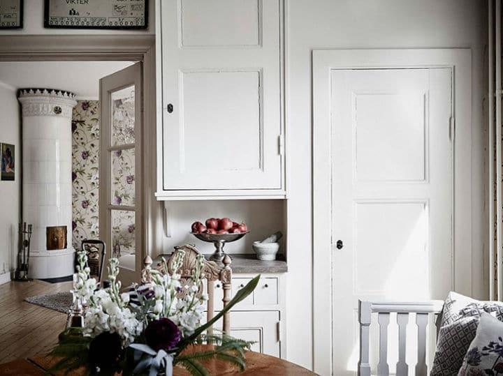 décoration classique et traditionnelle