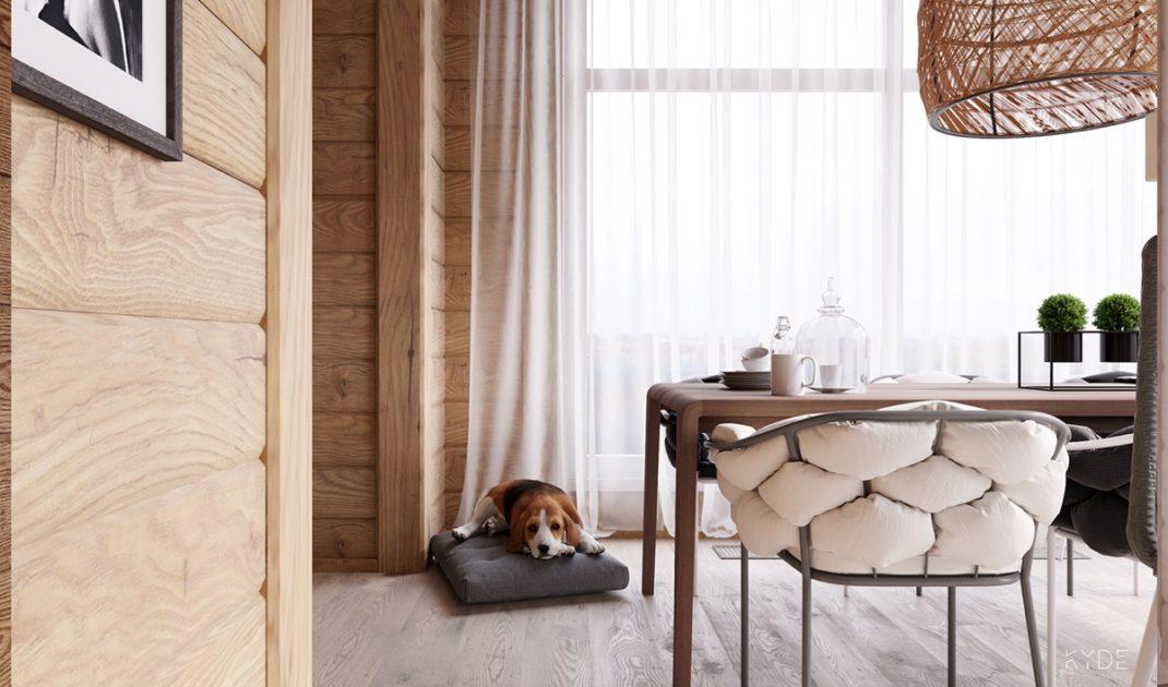 décoration naturelle bois