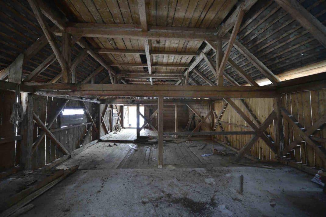 Rénovation d'une ancienne bergerie