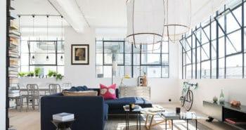 Rénover un ancien espace industriel pour en faire un loft