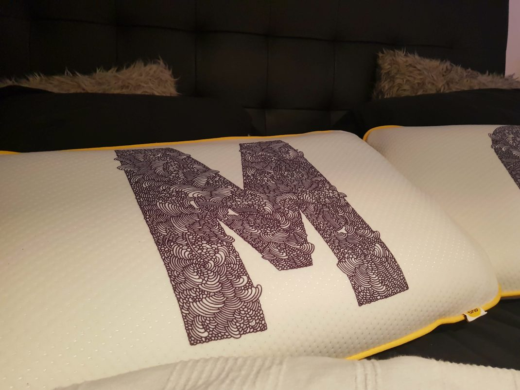 Avis et test des oreillers Eve