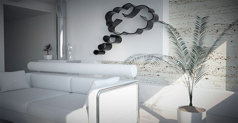 7 étagères murales stylées et pratiques pour gagner de la place