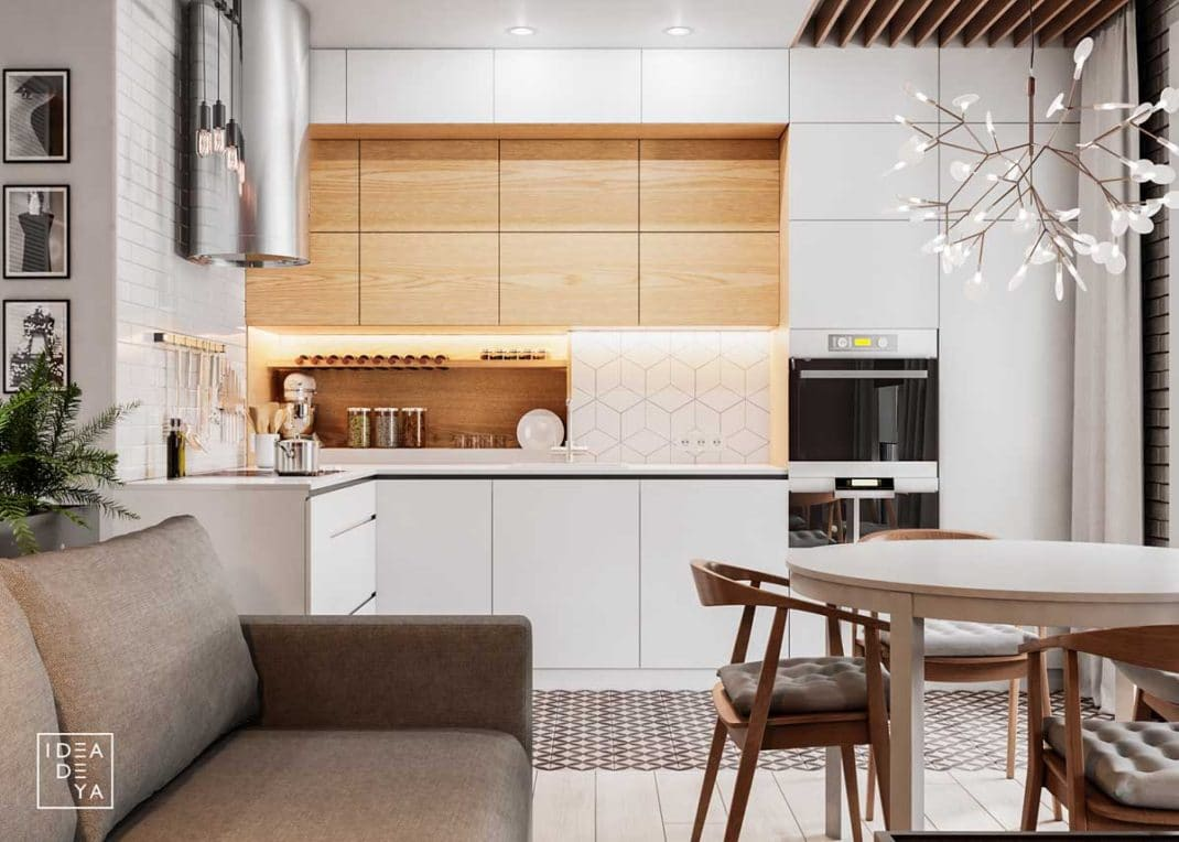 Comment d corer un appartement de moins de 50 m tres carr s for Decorer un appartement