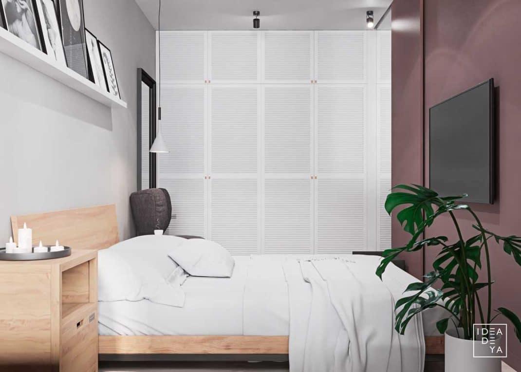 comment d corer un appartement de moins de 50 m tres carr s. Black Bedroom Furniture Sets. Home Design Ideas