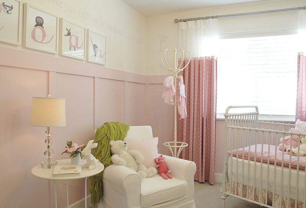 Comment décorer une nurserie avec un style Shabby Chic