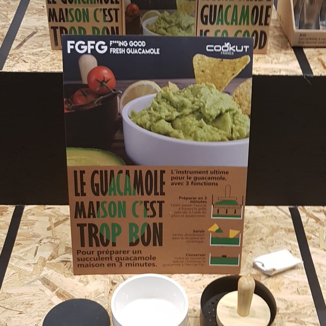 Cookut Maison&Objet Janvier 2018
