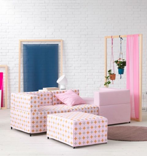 La nouvelle collection ikea sera ax e sur la modernit et for Nouvelle collection canape