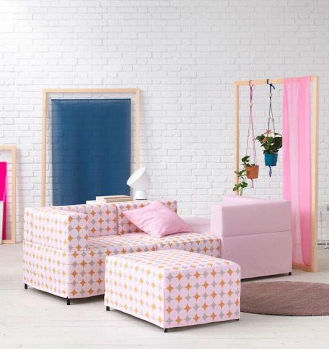 nouvelle collection IKEA canapé modulaire KUNGSHAMN
