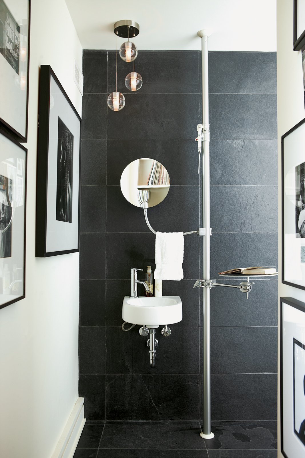 astuce rangement petite salle de bain design et pratique !. meuble ... - Rangement Pratique Salle De Bain