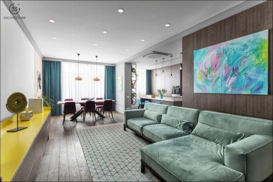 Ajoutez des couleurs énergisantes à votre décoration 1 550x367 - Ajoutez des couleurs énergisantes à votre décoration 1