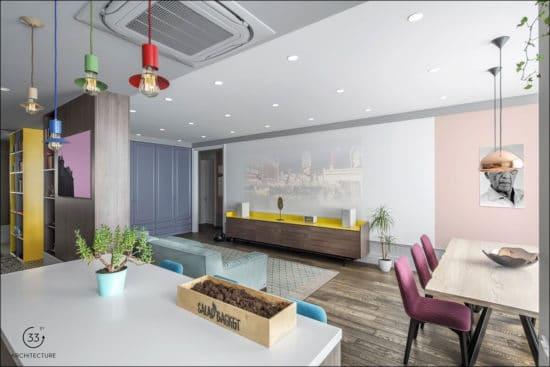 Ajoutez des couleurs énergisantes à votre décoration 4 550x367 - Ajoutez des couleurs énergisantes à votre décoration 4