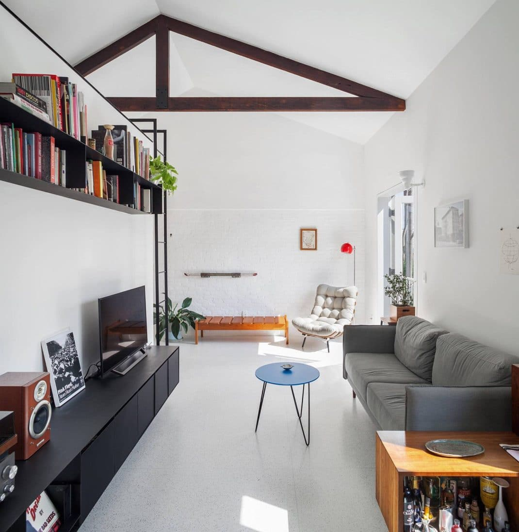 relooking d'un petit appartement