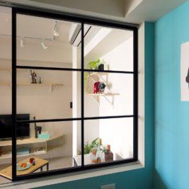 A Lentil Design rénove un petit appartement de moins de 50 mètres carrés 13 267x267 - A Lentil Design rénove un petit appartement de moins de 50 mètres carrés