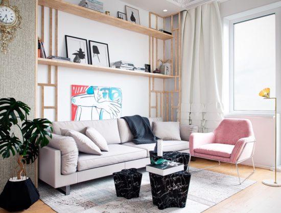 Comment apporter de la vie à une maison de style moderne 1 550x418 - Comment apporter de la vie à une maison de style moderne 1