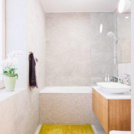 Ines Käärma nous dévoile une maison minimaliste aux accents bleus et jaunes 13 267x267 - Ines Käärma nous dévoile une maison minimaliste aux accents bleus et jaunes
