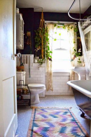 Salle de bain Bohème 16 300x450 - Salle de bain Bohème 16