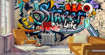 Street Art et Décoration