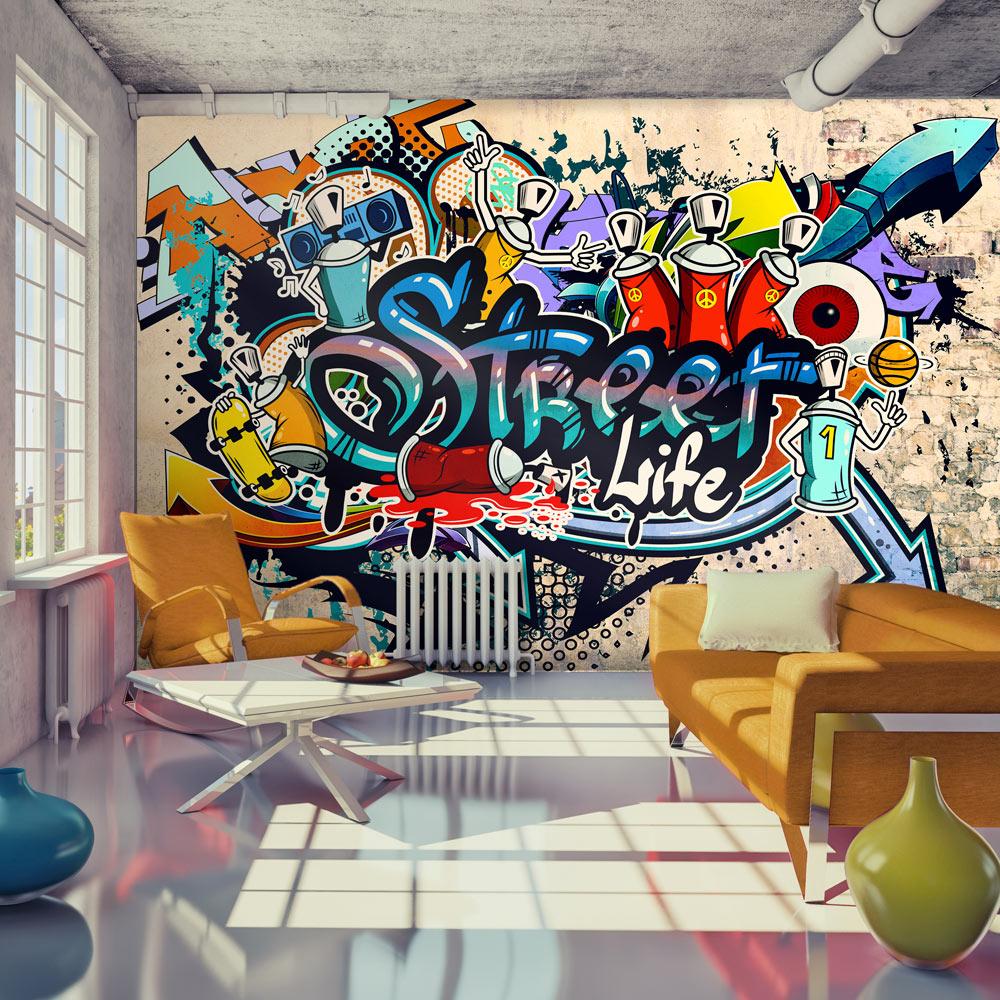 Street art et d coration comment fusionner les deux for Art et decoration abonnement