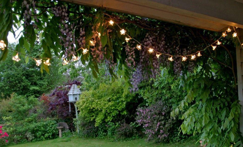 Aménager son jardin lampes