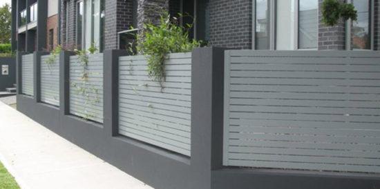 Choisir une clôture en aluminium