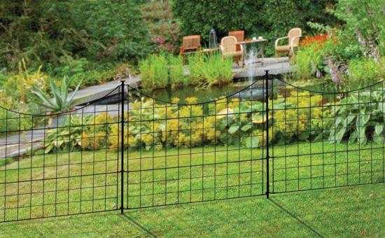 Choisir une clôture en grillage