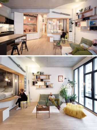 Comment transformer un garage en un magnifique loft 1 339x450 - Comment transformer un garage en un magnifique loft 1
