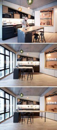 Comment transformer un garage en un magnifique loft 5 198x450 - Comment transformer un garage en un magnifique loft 5