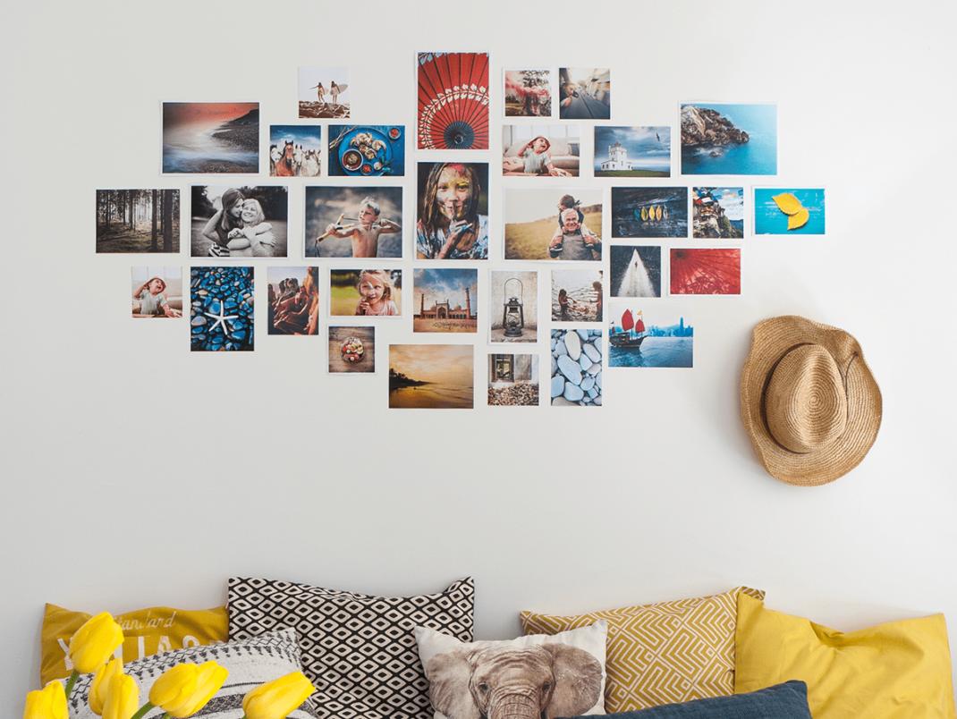 Créer un mur photo5