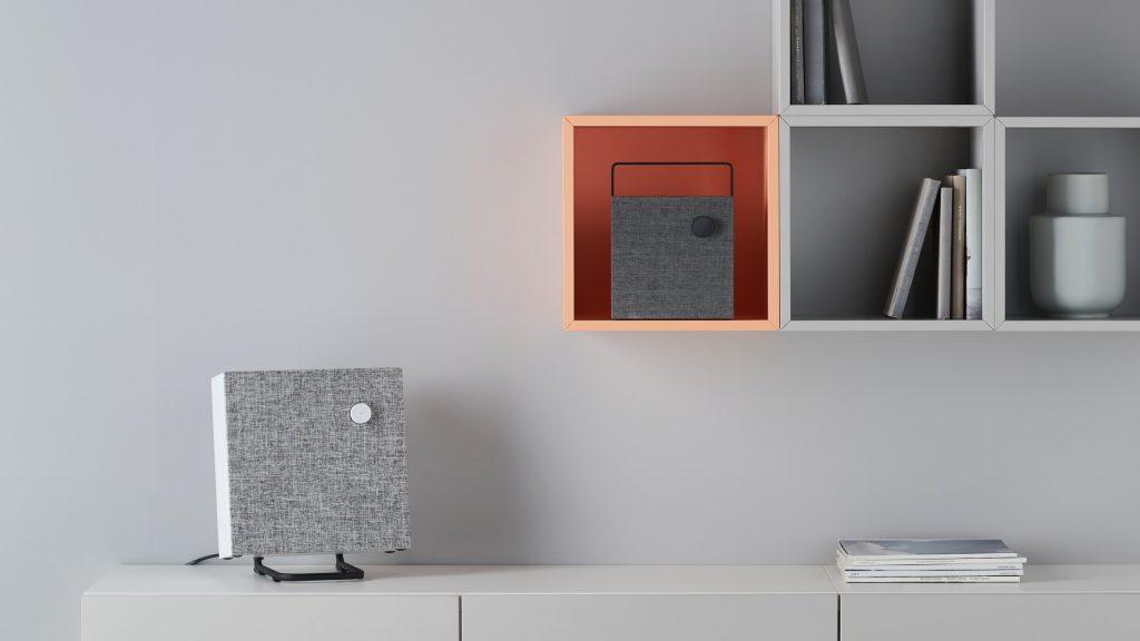 eneby ikea lance ses premi res enceintes connect es en bluetooth. Black Bedroom Furniture Sets. Home Design Ideas