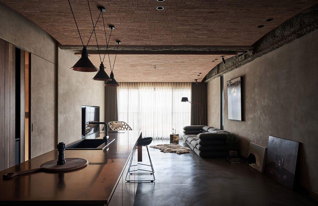 KC Design Studio dévoile sa dernière création aux accents industriels