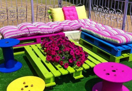 Aménager son jardinupcycling