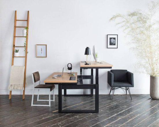 Uhuru dévoile un magnifique bureau assis debout réglable en hauteur 1 550x440 - Uhuru dévoile un magnifique bureau assis-debout réglable en hauteur 1