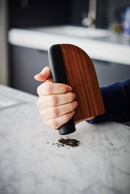 couteaux en bois