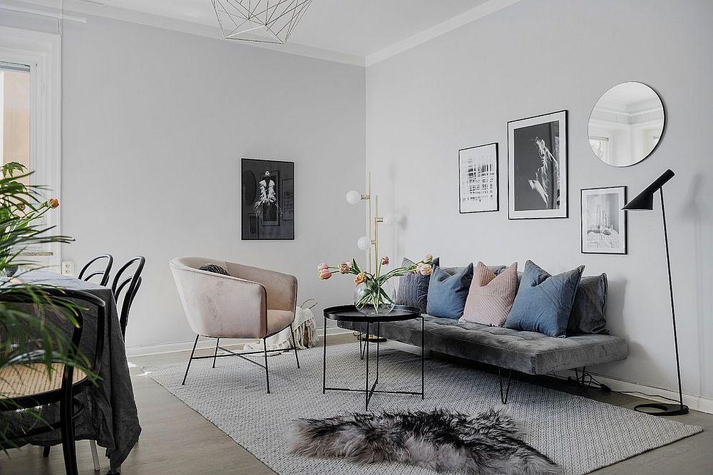 50 Brilliant Living Room Decor Ideas In 2019: 50 Idées Déco Pour Gagner De La Place Dans Votre Intérieur