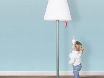 1 lampadaire Edison the Giant de Fatboy à gagner