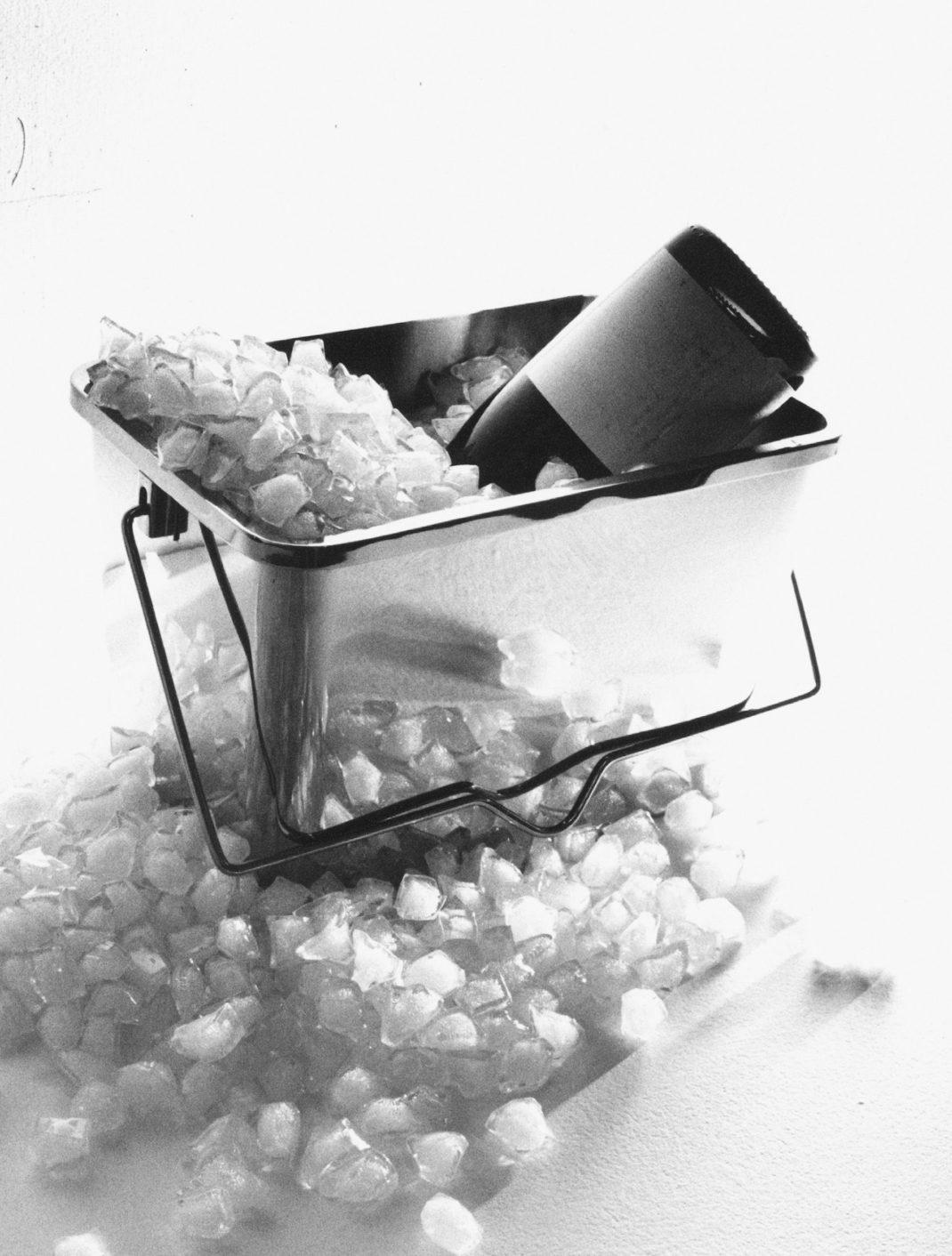 Le seau à glace design Maison Martin Margiela