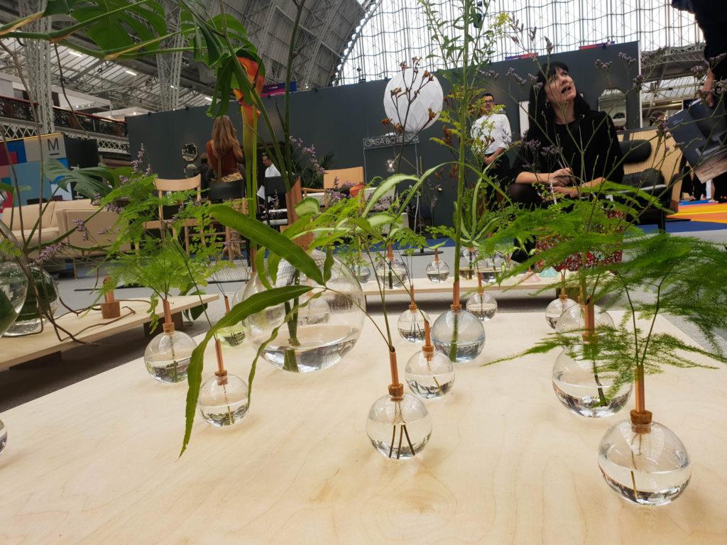 100% Design-5 Les vases d'Eva Levin pourScandinavia Form