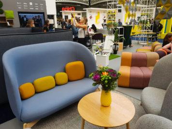 100 Design 7 356x267 - 100% Design - Visite du salon Londonien avec Schneider Electric