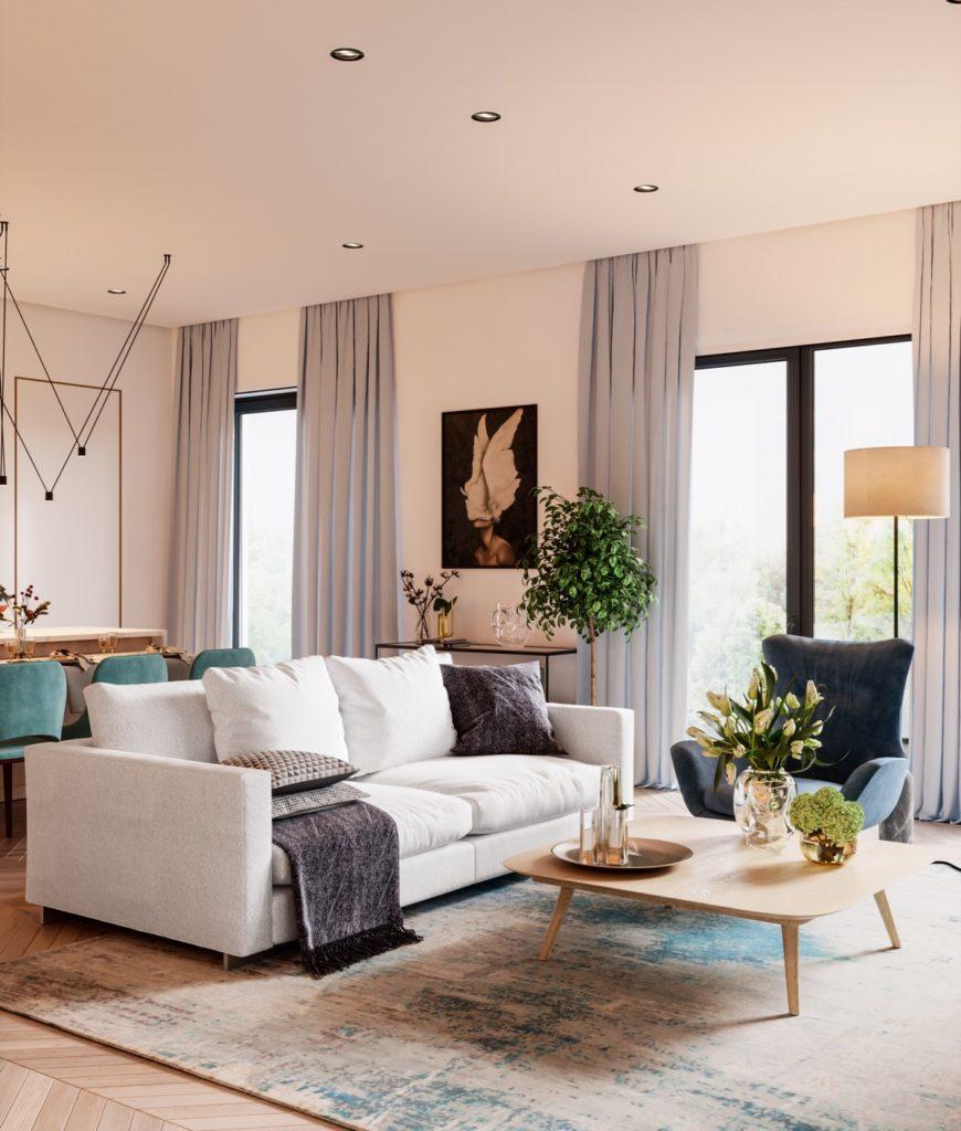 Design Filosofia dévoile un intérieur à la décoration reposante 2
