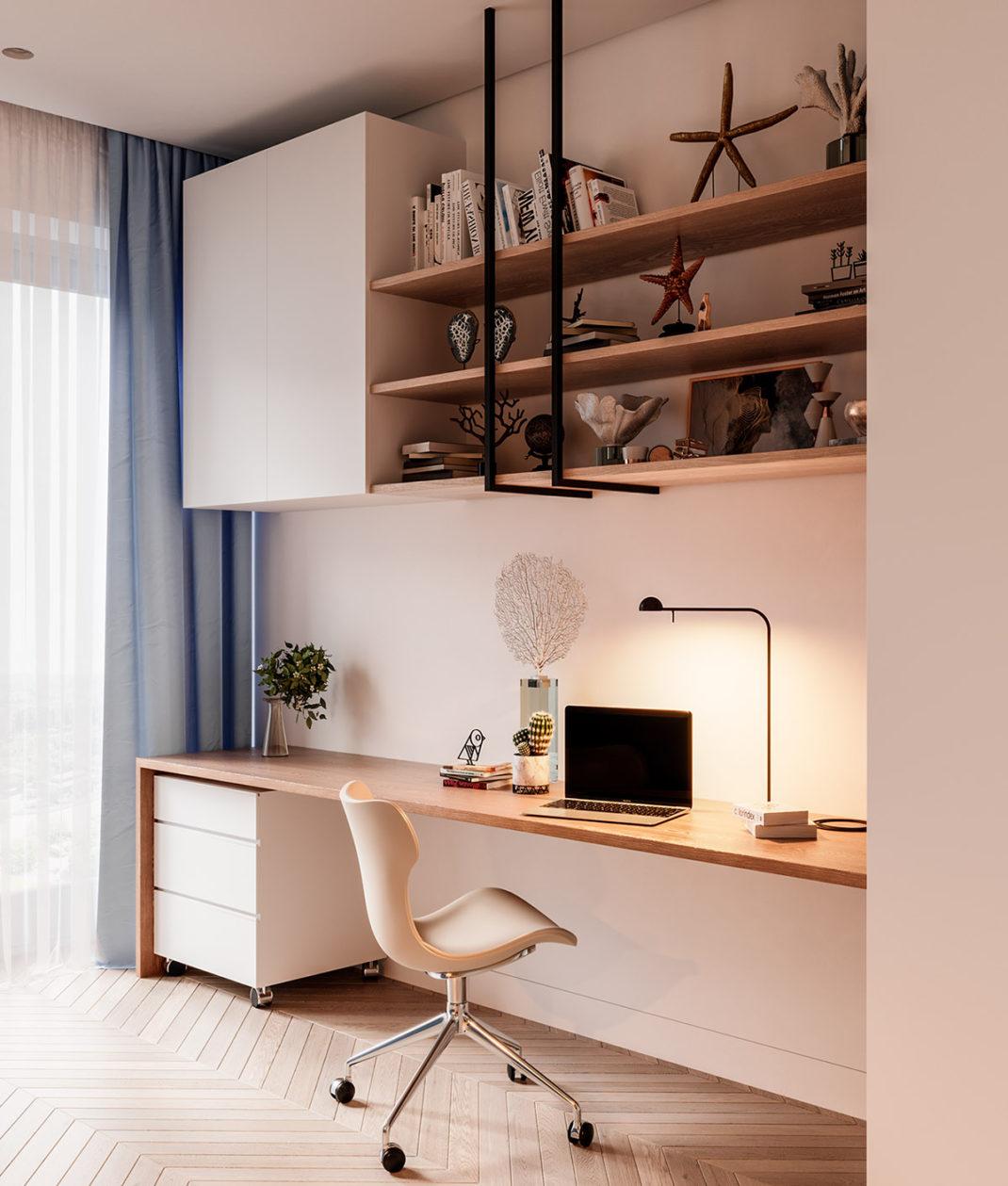 Design Filosofia dévoile un intérieur à la décoration reposante 20