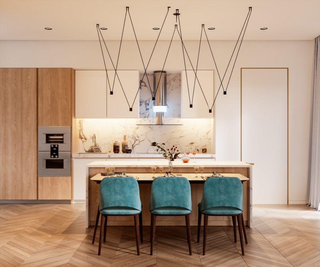 Design Filosofia dévoile un intérieur à la décoration reposante 3