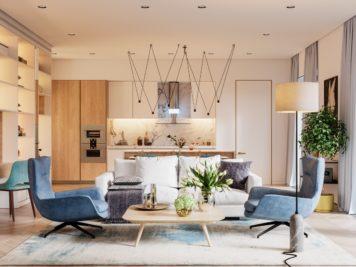 Design Filosofia dévoile un intérieur à la décoration reposante