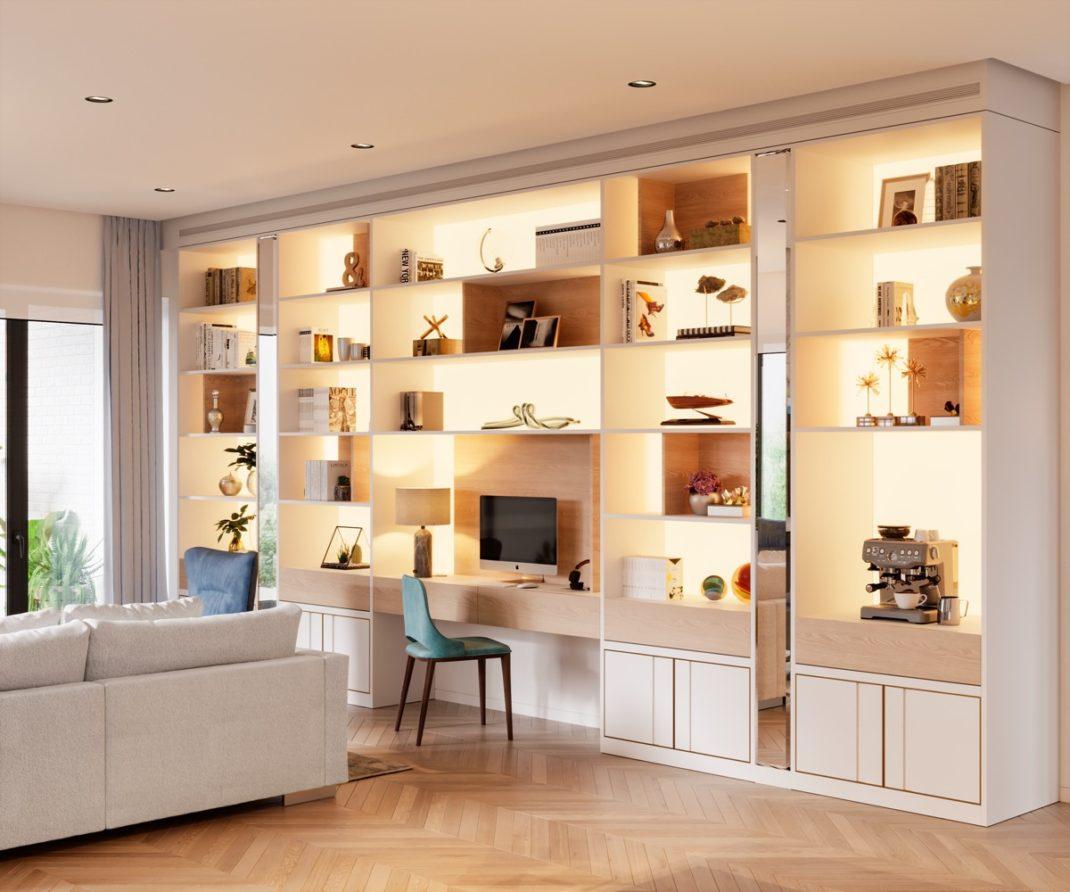 Design Filosofia dévoile un intérieur à la décoration reposante 6