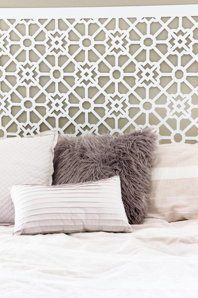 Têtes de lit créatives motifs