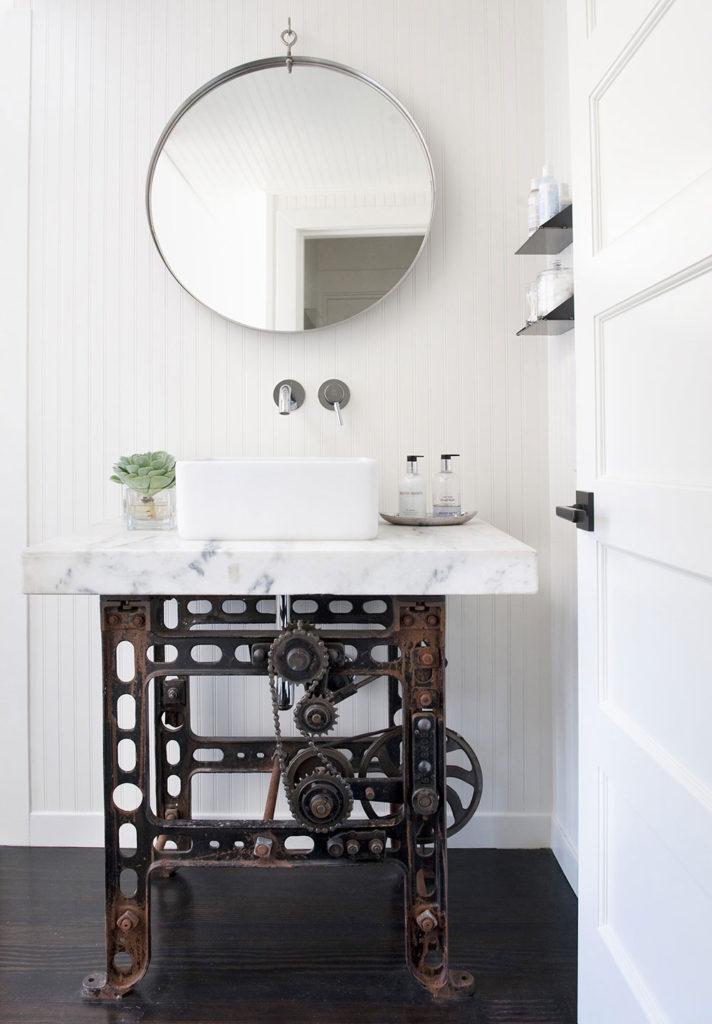 salles de bains de style industriel 20