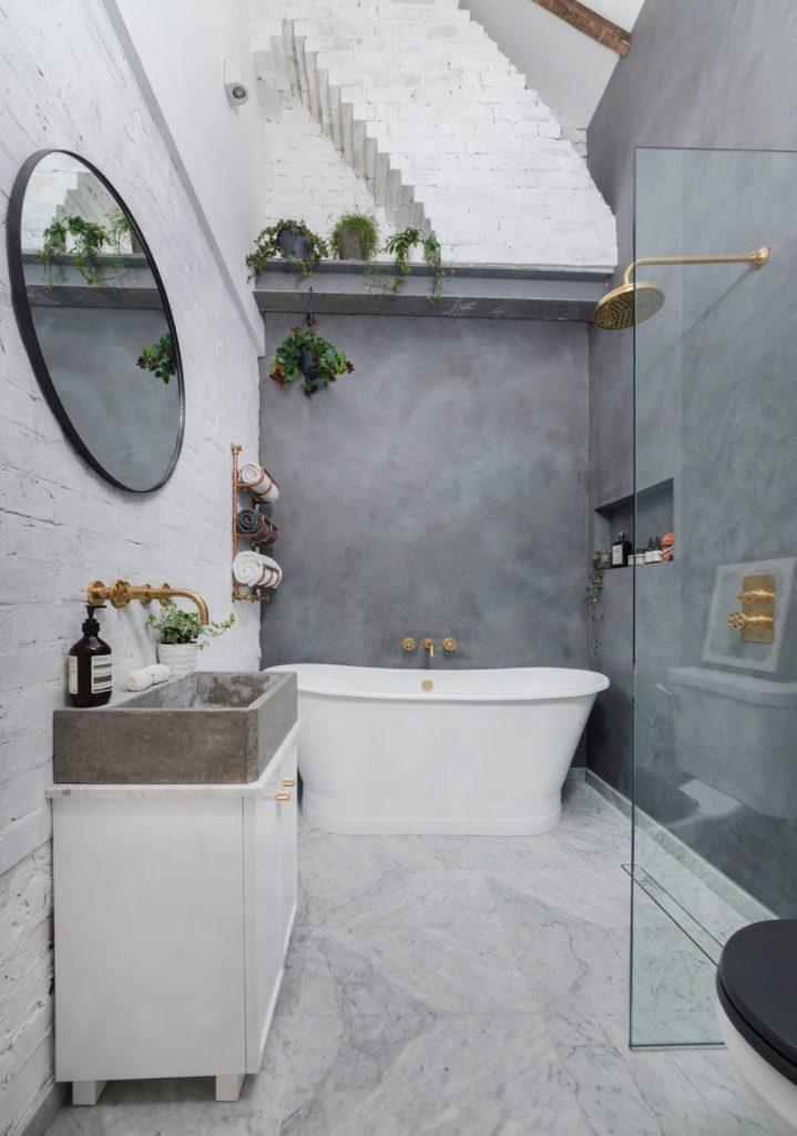 salles de bains de style industriel 23
