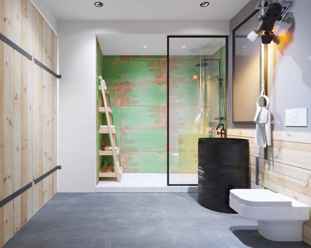 salles de bains de style industriel 3